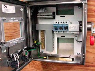 koenigs visible isolator interior
