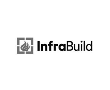 infrabuild logo